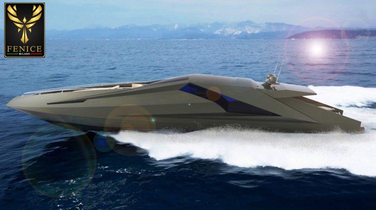 Fenice Milano to Design Lamborghini Yacht