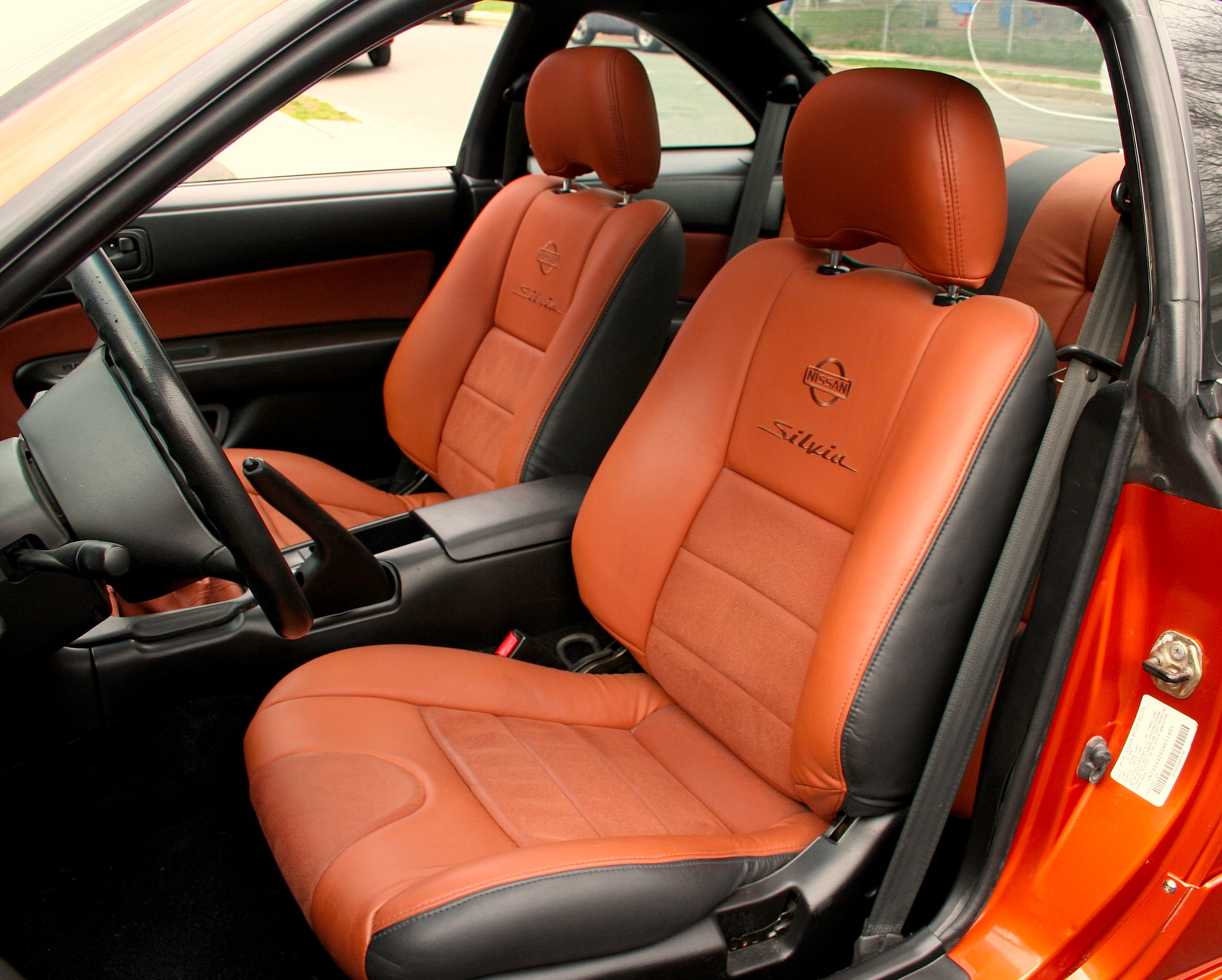 Custom Car Seat Upholstery