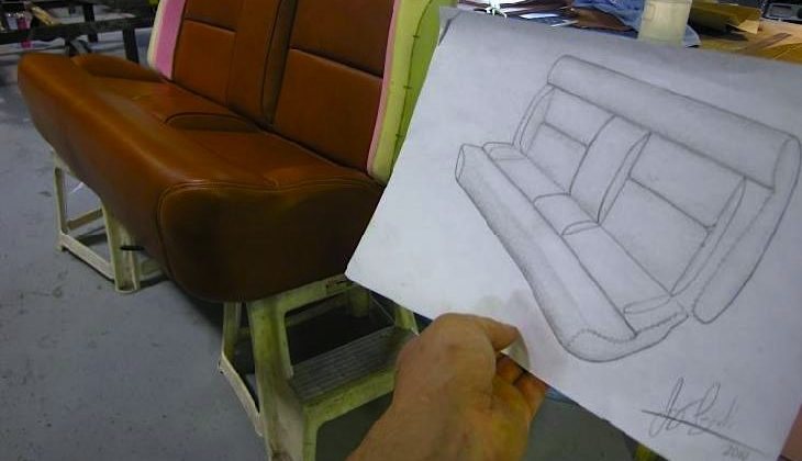 Rad Rides Presents Rad Upholstery