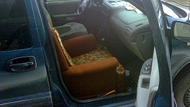 Dumb Idea La Z Boy Car Seats