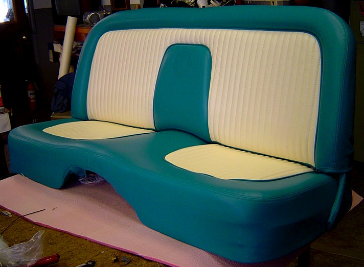 Superb Rip The Front Bench Seat The Hog Ring Pdpeps Interior Chair Design Pdpepsorg