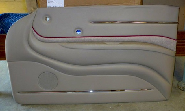 Design Door Panels Like Ron Mangus