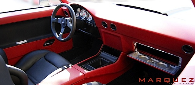 Modern Interiors For Early Model Camaros
