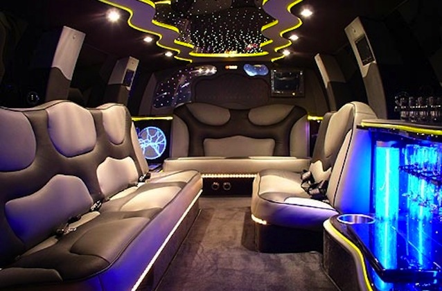 10 of the wildest limousine interiors. Black Bedroom Furniture Sets. Home Design Ideas