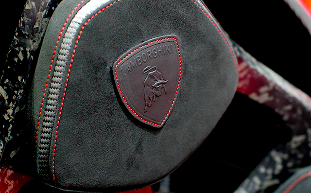Lamborghini Debuts Carbon Fiber Fabric The Hog Ring
