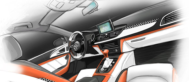 Car Interiors: From Drawing to Reality