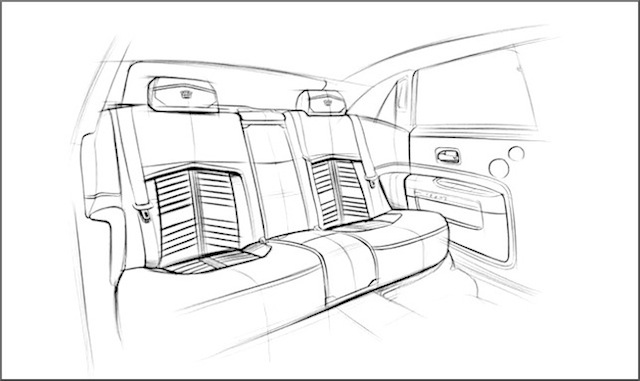 car interiors from drawing to reality. Black Bedroom Furniture Sets. Home Design Ideas