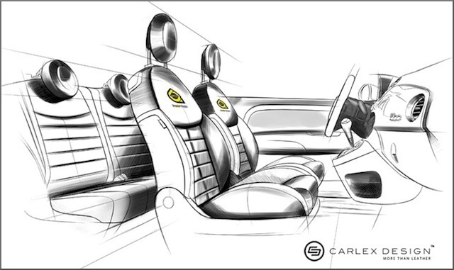 Car Interiors From Drawing To Reality