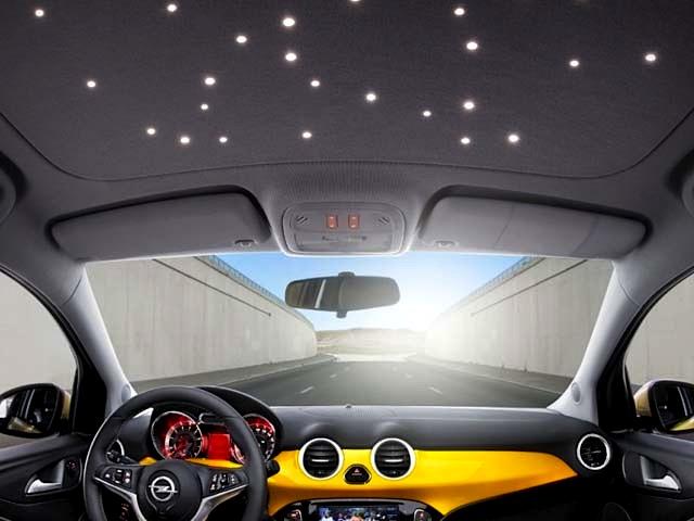 Opel Debuts Affordable Starlight Headliner