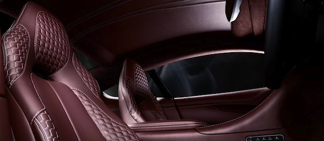 The Hog Ring Auto Upholstery Community 2013 Aston Martin Vanquish