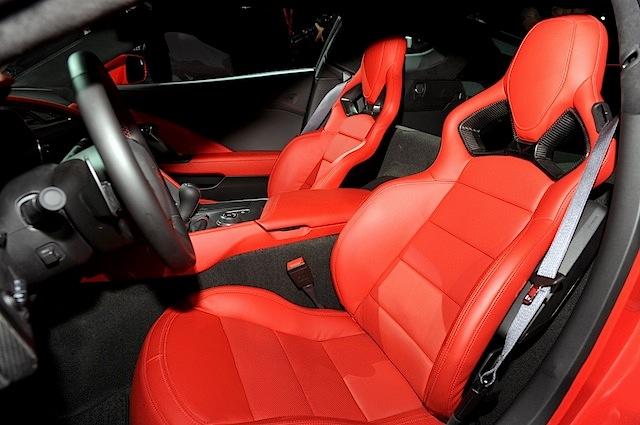 what - Corvette 2013 Stingray Interior