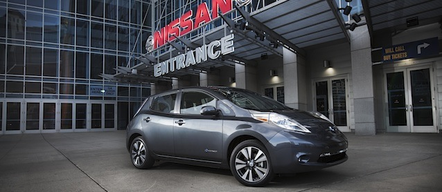 Nissan Leaf to be Trimmed in Sugarcane