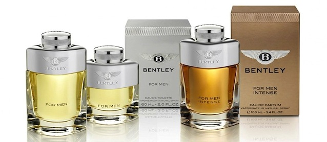 Bentley Launches Fragrance for Men