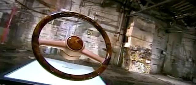 Refinishing Steering Wheels with Rau Corp
