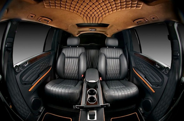 The Hog Ring - Auto Upholstery Community - Diamond Pleat Mercedes Benz GL Vilner