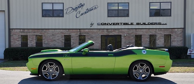 The Hog Ring - Auto Upholstery Community - Drop Top Customs 1