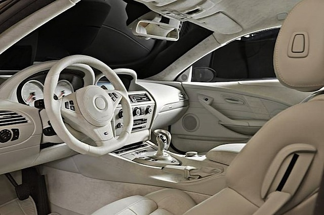 The Hog Ring - Auto Upholstery Community - G-Power M6 Interior 2