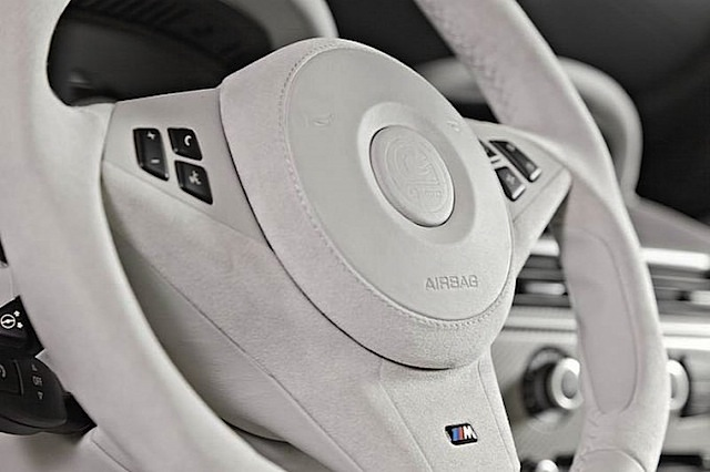 The Hog Ring - Auto Upholstery Community - G-Power M6 Interior 4
