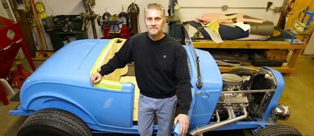 The Hog Ring - Auto Upholstery Community - Joel Mattix Boss Custom Interiors