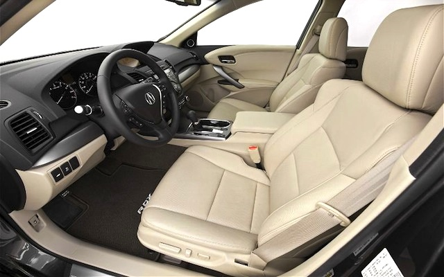The Hog Ring - Auto Upholstery Community - 2013 Acura RDX Interior