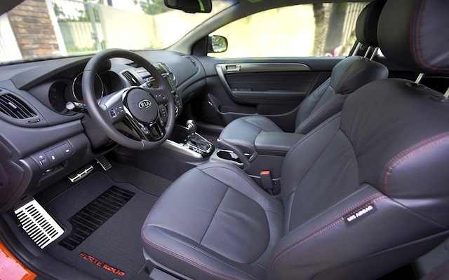 The Hog Ring - Auto Upholstery Community - 2013 Kia Forte Interior