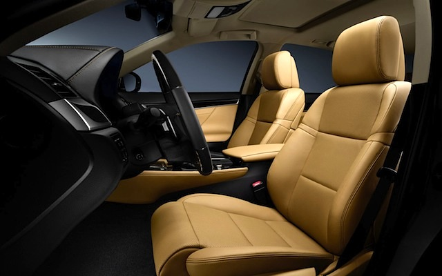 The Hog Ring - Auto Upholstery Community - 2013 Lexus GS 450h Interior
