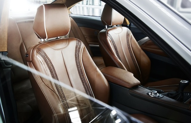 The Hog Ring - Auto Upholstery Community - BMW 4-Series Coupe Concept 2