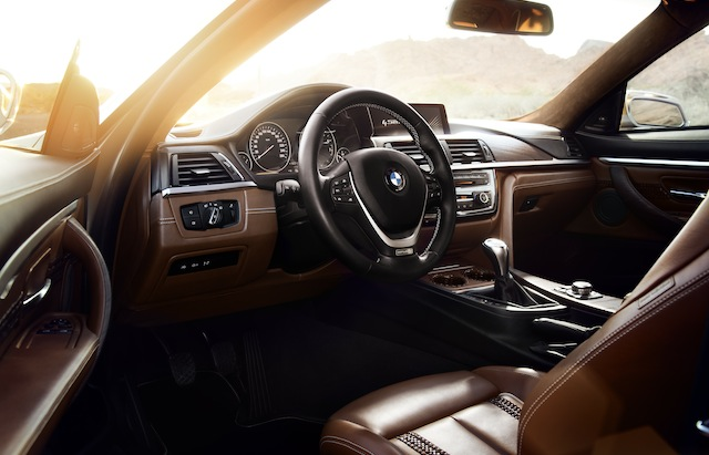 The Hog Ring - Auto Upholstery Community - BMW 4-Series Coupe Concept 3