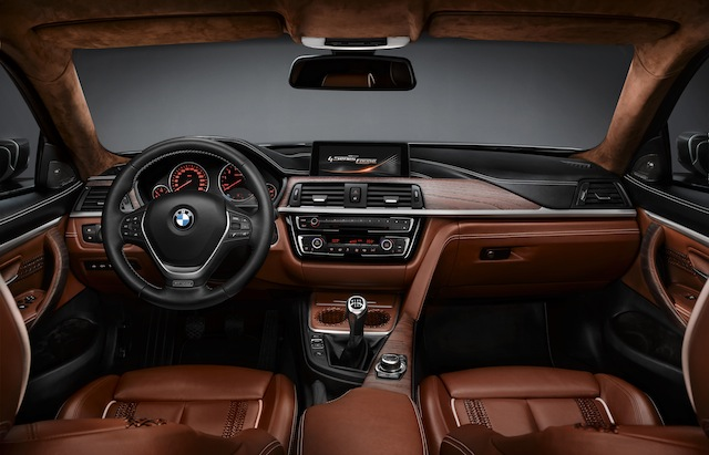 The Hog Ring - Auto Upholstery Community - BMW 4-Series Coupe Concept 5