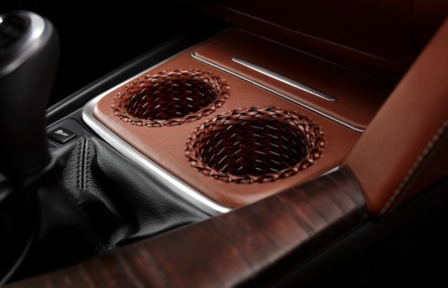 The Hog Ring - Auto Upholstery Community - BMW 4-Series Coupe Concept 8