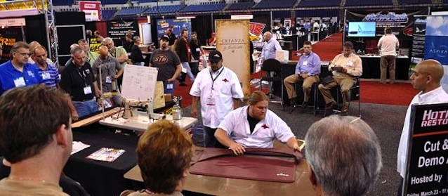 The Hog Ring - Auto Upholstery Community - Restyling & Truck Accessories Trade Show