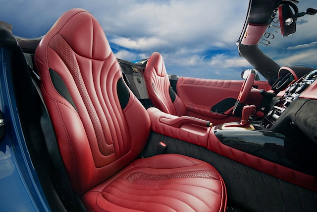 The Hog Ring - Auto Upholstery Community - Vilner Saturn Sky