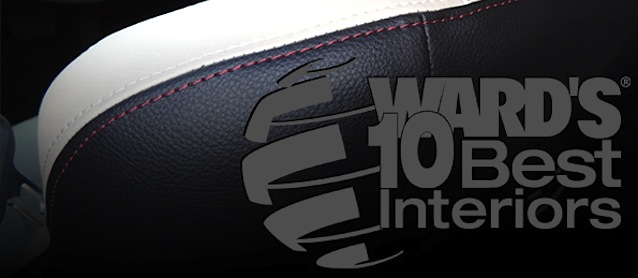 The Hog Ring - Auto Upholstery Community - Wards 10 Best Interiors 2013