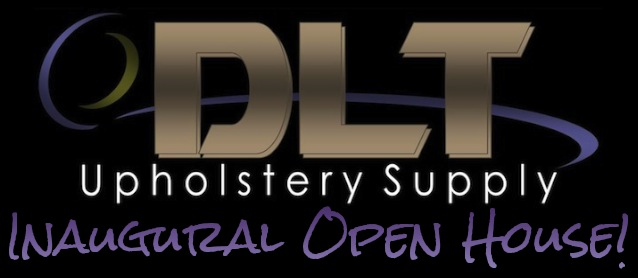 The Hog Ring - Auto Upholstery Community - DLT Upholstery Supply Open House