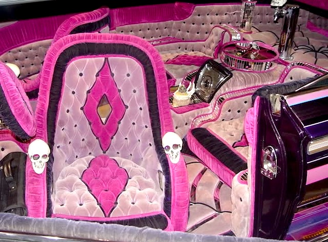 The Hog Ring - Auto Upholstery Community - Lowrider Interior Car Seat 7