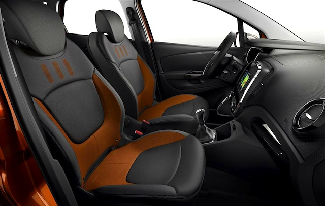 The Hog Ring - Auto Upholstery Community - Renault Captur Interior