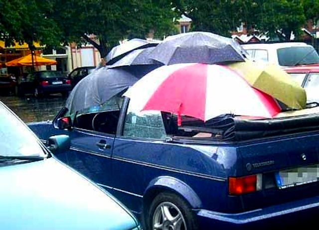 The Hog Ring - Auto Upholstery Community - Umbrella Convertible Top 2
