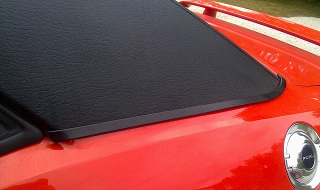 Auto Upholstery - The Hog Ring - Dodge Challenger Vinyl Top