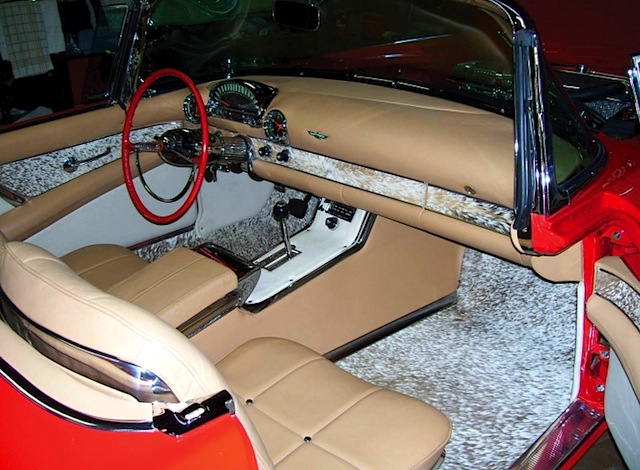 Auto Upholstery - The Hog Ring - Cow Fur