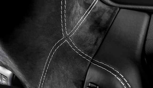 Auto Upholstery - The Hog Ring - Carlex Design French Seam