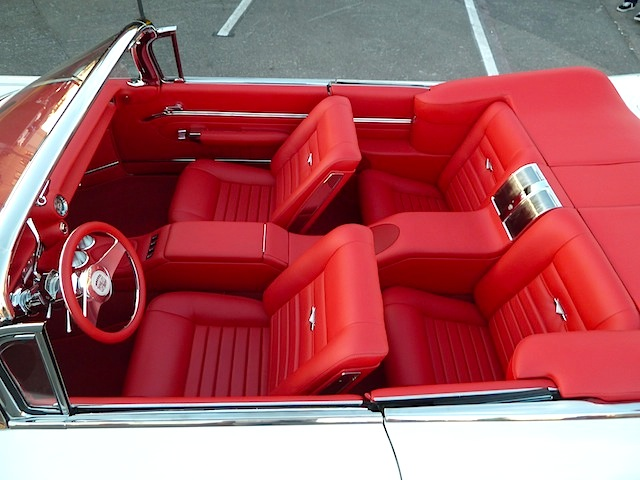 he Hog Ring - Auto Upholstery News - 1959 Cadillac Convertible 2