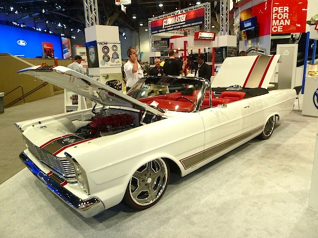 The Hog Ring - Auto Upholstery News - 1965 Ford Galaxie 1