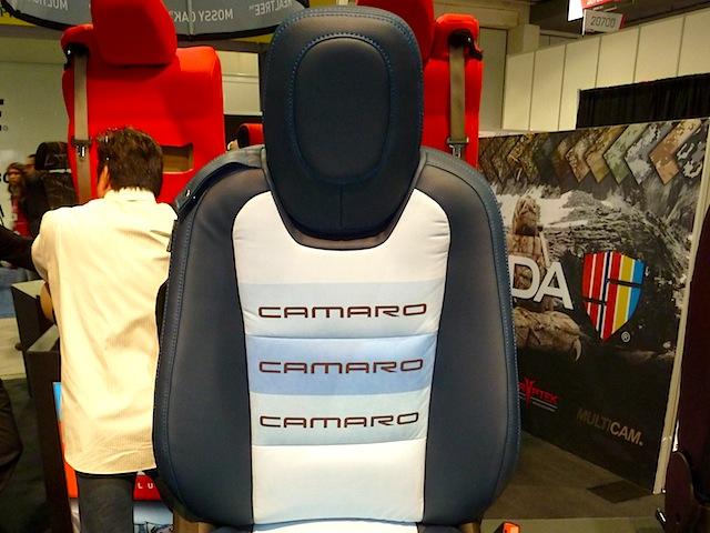 Auto Upholstery - The Hog Ring - Pecca Sema 2013