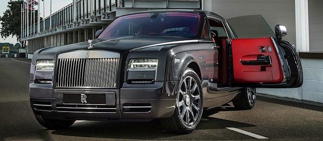 Rolls Royce Interior - The Hog Ring