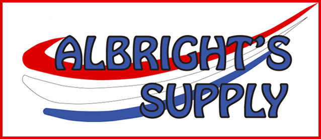 Albright's Supply Now Sells Space Pens!