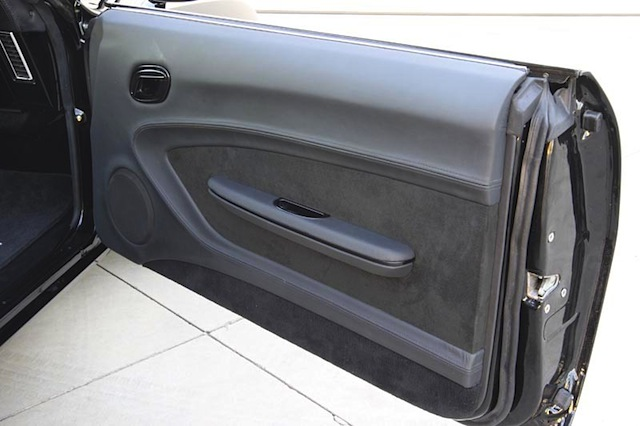 Auto Upholstery - The Hog Ring - Fesler Built Door Panels
