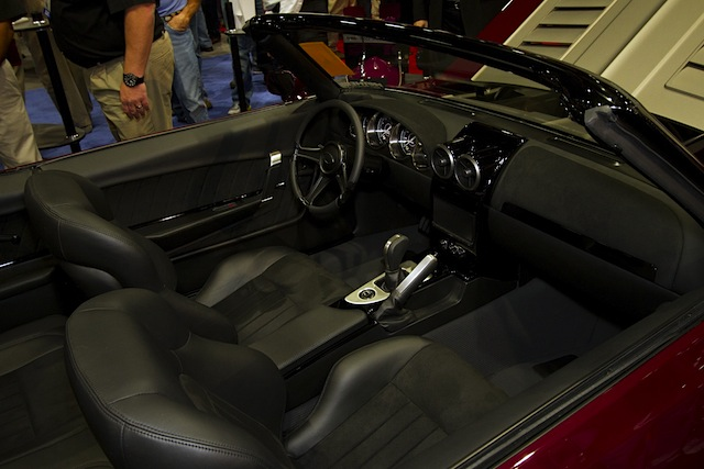 Auto Upholstery - The Hog Ring - M&M Hot Rod Interiors 1969 Camaro