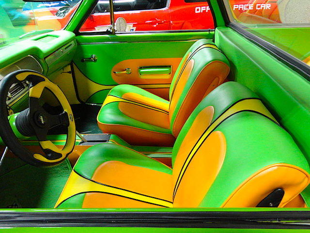 Auto Upholstery - The Hog Ring - 1964 Chevrolet El Camino