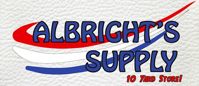 Auto Upholstery - The Hog Ring - Albright's Supply 10 Yard Store