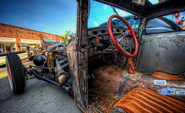 10 Best Worst Rat Rod Interiors